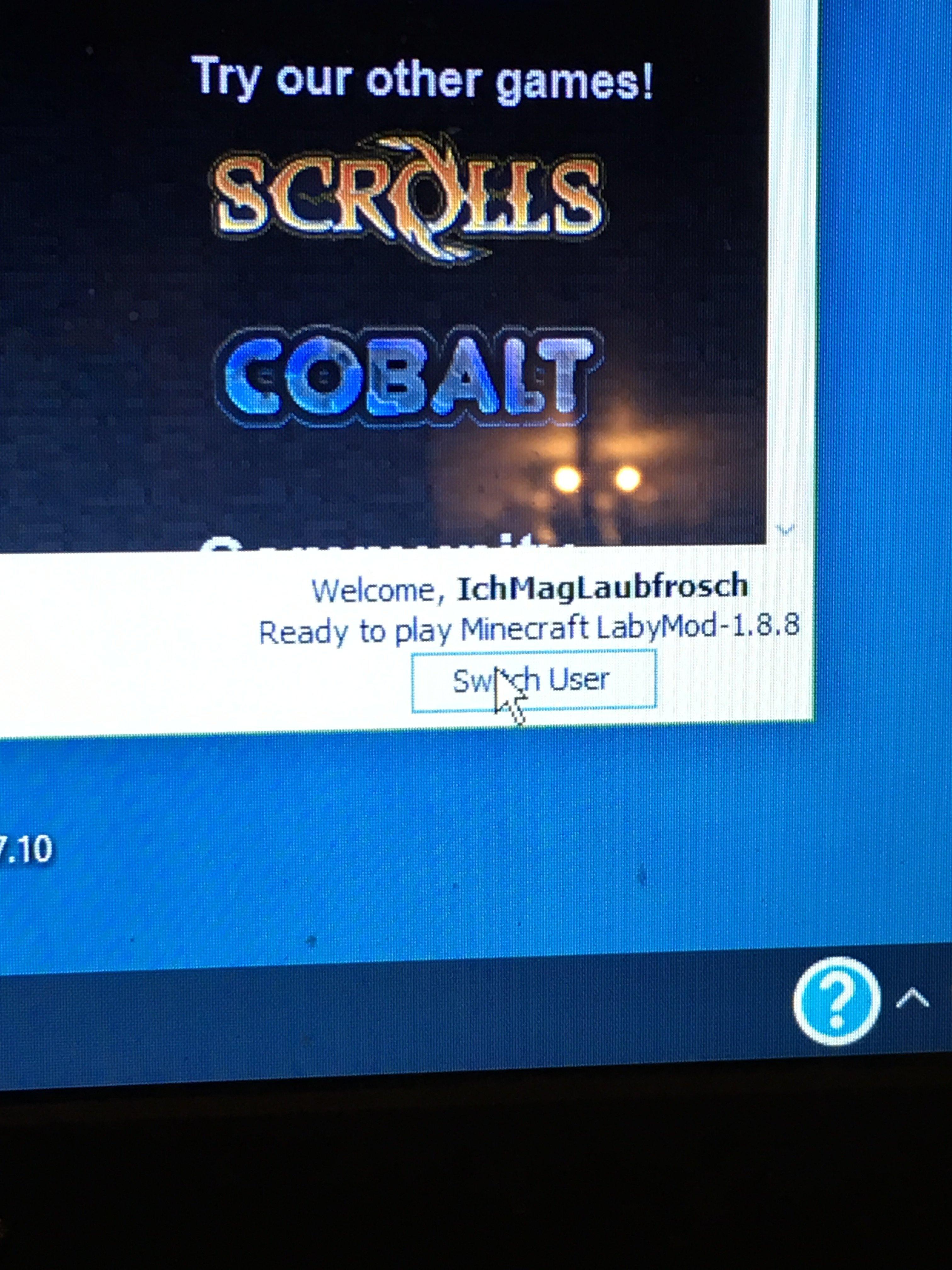 Name Geändert Und Komme Nicht Server GommeHDnet - Ich kann meinen minecraft namen nicht andern